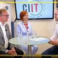 CIIT GmbH im Wirtschaftstalk